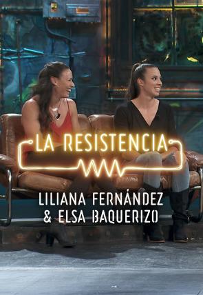 Liliana Fernández y Elsa Baquerizo - Entrevista - 06.11.19