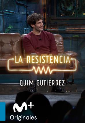 Quim Gutiérrez - Entrevista - 07.11.19