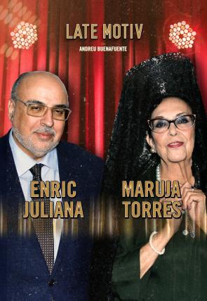 Enric Juliana y Maruja Torres