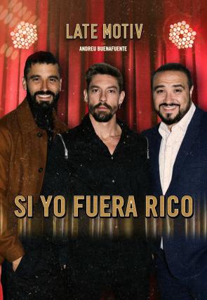 Alex García, Adrián Lastra y Franky Martín