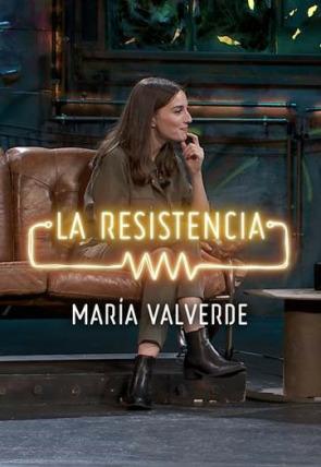 María Valverde - Entrevista - 04.12.19