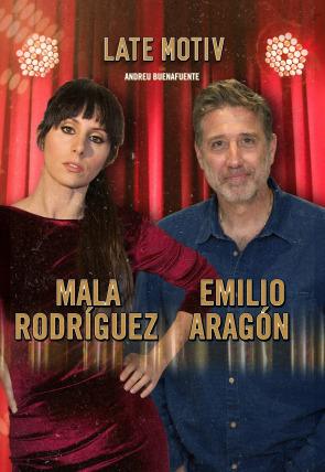 Emilio Aragón y Mala Rodríguez