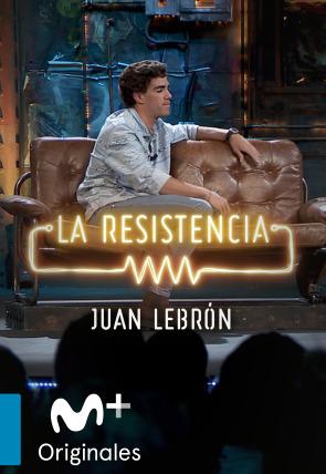 Juan Lebrón - Entrevista - 11.12.19