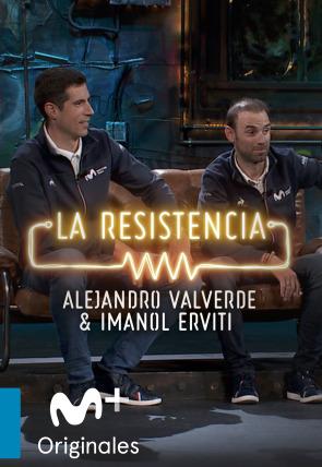 Alejandro Valverde e Imanol Erviti - Entrevista - 18.12.1