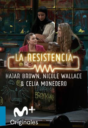 Hajar Brown, Nicole Wallace y Celia Monedero - Entrevista - 11.03.20