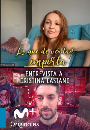 Cristina Castaño - Entrevista - 22.04.20