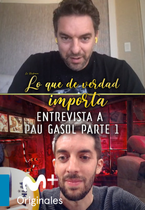 Pau Gasol - Entrevista I - 27.04.20