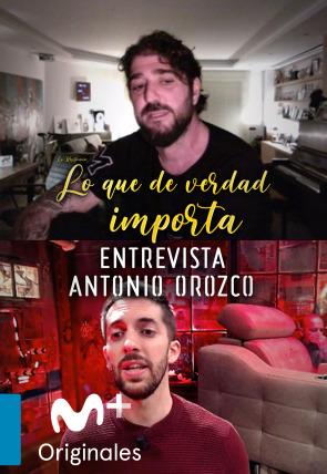 Antonio Orozco - Entrevista - 28.04.20