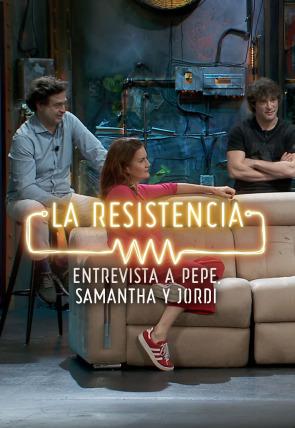 Samantha Vallejo-Nágera, Jordi Cruz y Pepe Rodríguez - Entrevista - 12.05.20