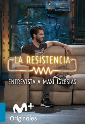 Maxi Iglesias - Entrevista - 13.05.20