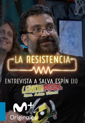 Salva Espín - Entrevista II - 14.05.20