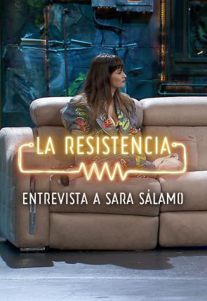 Sara Sálamo - Entrevista - 25.05.20