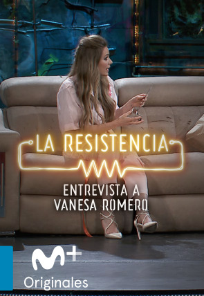 Vanesa Romero - Entrevista - 08.06.20
