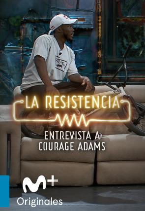 Courage Adams - Entrevista - 10.06.20