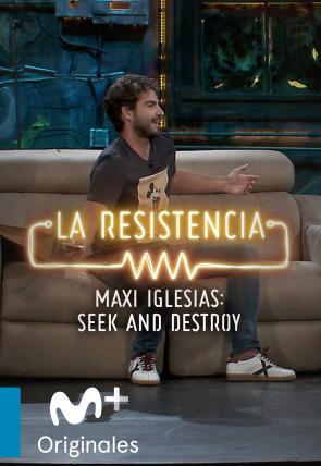 Maxi Iglesias -