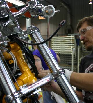 Episodio 1: Harley Davidson