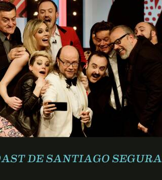 El Roast de Santiago Segura: