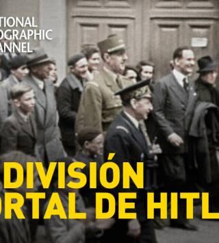 La división mortal de Hitler