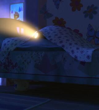 Episodio 26: La increíble historia de una niña con miedo de todo