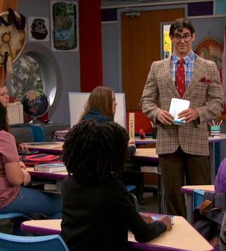 Episodio 6: El profesor suplente