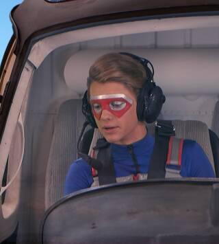 Episodio 15: Licencia para volar