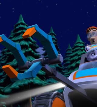 Episodio 17: La Patrulla salva una roca espacial / La Patrulla salva a la alcadesa Buena
