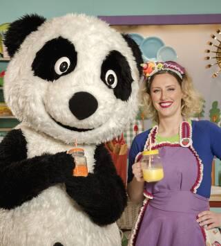 Panda Kitchen con Julia Macaroni