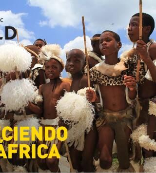Creciendo en África
