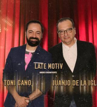 Episodio 95: Juanjo de la Iglesia y Toni Cano