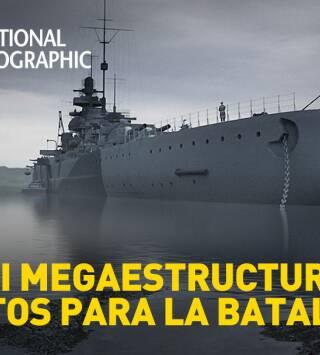 Nazi Megaestructuras: Listos para la batalla