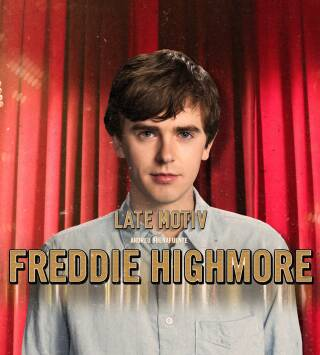 Episodio 104: Freddie Highmore