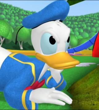 Episodio 6: Donald y las habichuelas mágicas