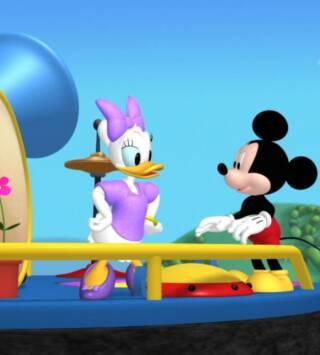Episodio 13: Mickey juega al escondite