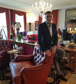 Mis hoteles favoritos: Esteban Mercer