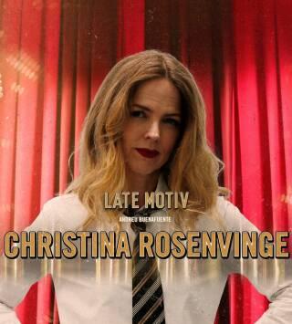 Episodio 124: Cristina Rosenvinge