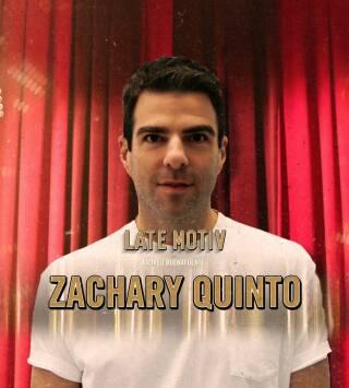 Episodio 130: Zachary Quinto