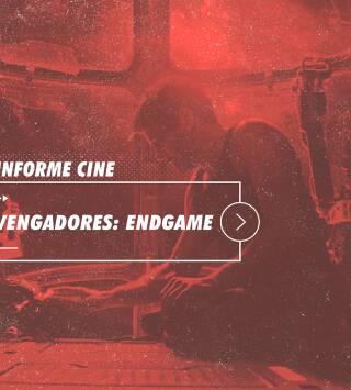Episodio 66: Vengadores: Endgame
