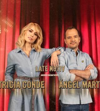 Episodio 136: Ángel Martín y Patricia Conde