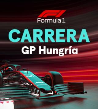 GP de Hungría: Carrera