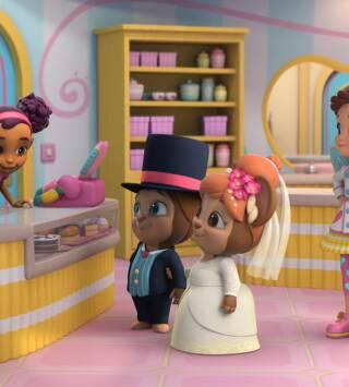 Episodio 6: ¡El cambiazo de la tarta de boda! / ¡Parfaits de frambuesa!