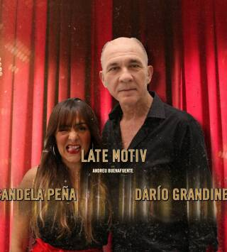 Episodio 138: Darío Grandinetti y Candela Peña
