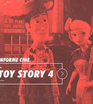 Episodio 83: Toy Story 4