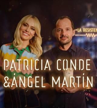 Episodio 57: Angel Martín y Patricia Conde - Entrevista - 17.06.19