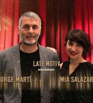 Episodio 146: Jorge Martí y Mía Salazar