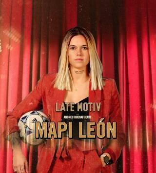 Episodio 155: Mapi León. Presenta Miguel Maldonado