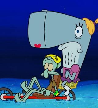Episodio 18: Ballena a la vista / Crustáceo limpieza