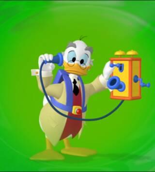 Episodio 23: La aventura de colores de Mickey