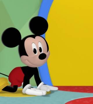 Episodio 2: Las manitas de Mickey