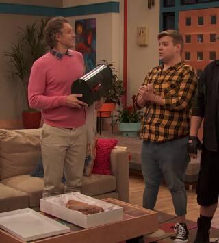 Episodio 12: La familia de Bilsky al completo