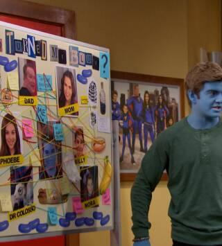 Episodio 17: Detective azul